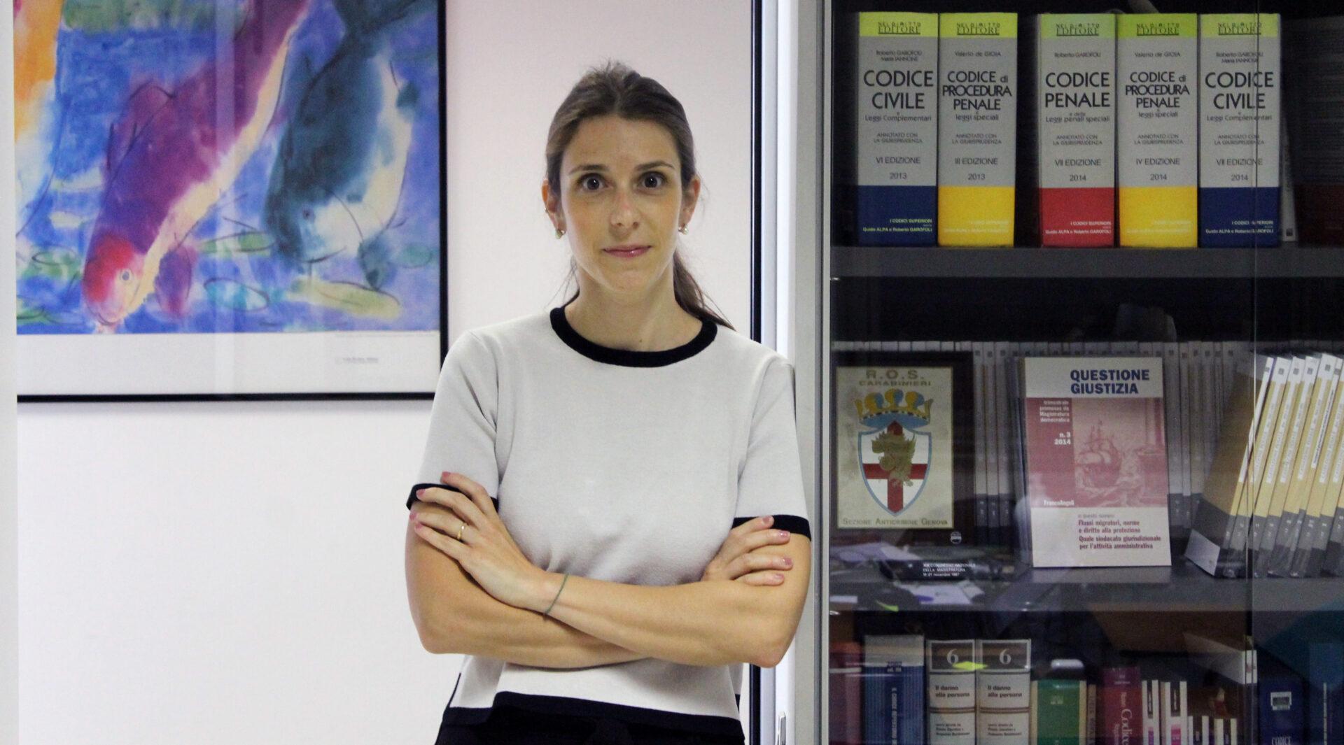 Chiara Sciacchitano Avvocato Penalista